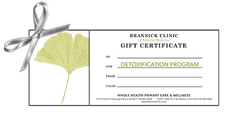 Brannick Clinic Gift Certificate