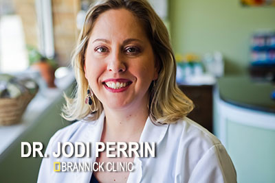Dr. Jodi Perrin, ND, DC | Brannick Clinic of Natural Medicine